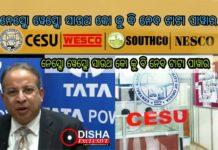 Tata Power in odisha Cesu
