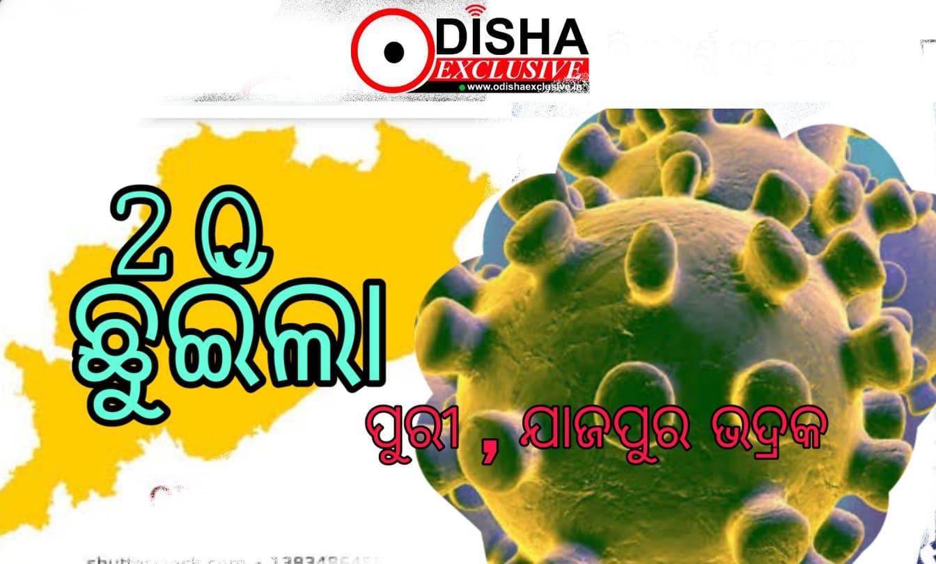 20 covid-19 positive in odisha